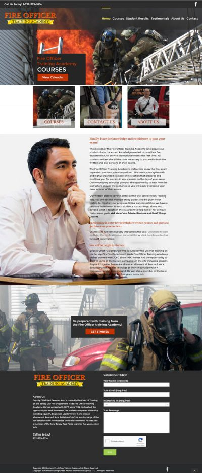 fireofficertrainingacademy