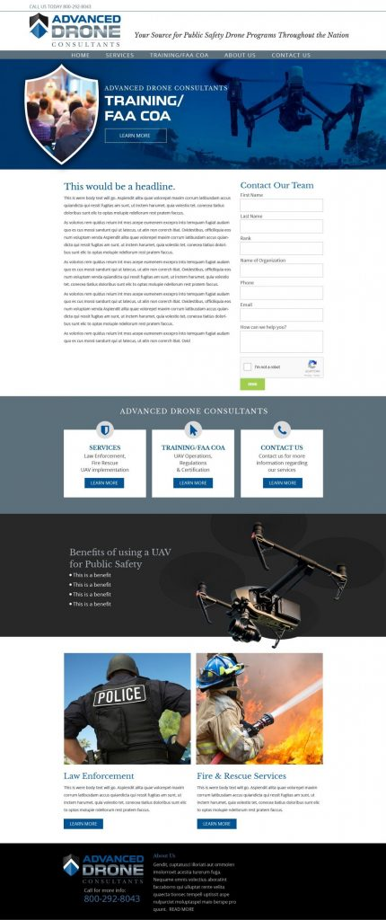 website design toms river, nj